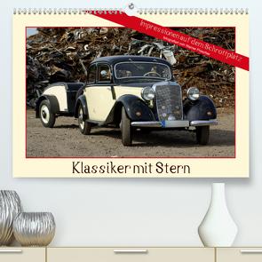 Klassiker mit Stern (Premium, hochwertiger DIN A2 Wandkalender 2020, Kunstdruck in Hochglanz) von Prescher,  Werner