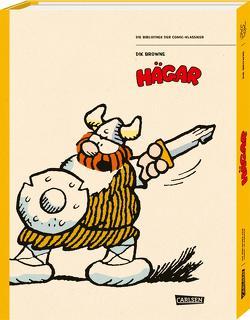 Klassikerbibliothek: Hägar, der Schreckliche von Browne,  Chris, Browne,  Dik