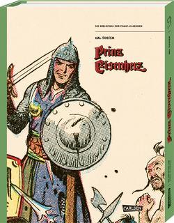 Klassikerbibliothek: Prinz Eisenherz von Foster,  Hal
