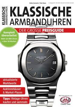 Klassische Armbanduhren von Braun,  Peter, Commertz,  Stefan
