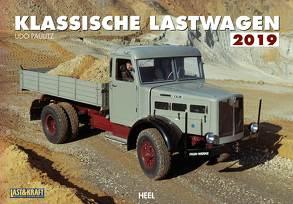 Klassische Lastwagen 2019 von Paulitz,  Udo (Fotograf)
