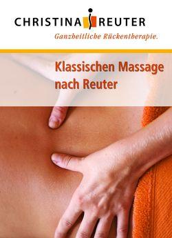 Klassische Massage nach Reuter von Reuter,  Christina