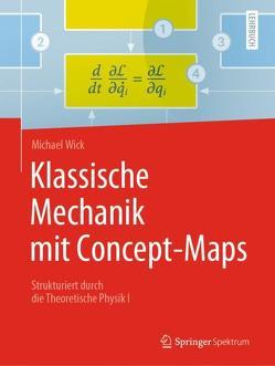 Klassische Mechanik mit Concept-Maps von Wick,  Michael