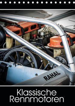 Klassische Rennmotoren (Tischkalender 2019 DIN A5 hoch) von Mulder / Corsa Media,  Michiel