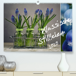 klassische Stillleben (Premium, hochwertiger DIN A2 Wandkalender 2020, Kunstdruck in Hochglanz) von Schwarz,  Nailia