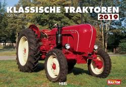 Klassische Traktoren 2019 von Paulitz,  Udo (Fotograf)