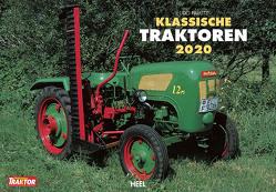 Klassische Traktoren 2020 von Paulitz,  Udo