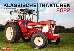 Klassische Traktoren 2022 von Lutzebäck,  Frank