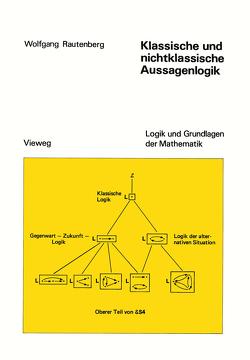 Klassische und nichtklassische Aussagenlogik von Rautenberg,  Wolfgang