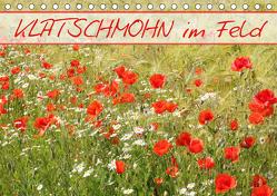 Klatschmohn im Feld (Tischkalender 2019 DIN A5 quer) von Kruse,  Gisela