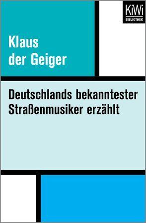 Klaus der Geiger von Wrochem,  Klaus von