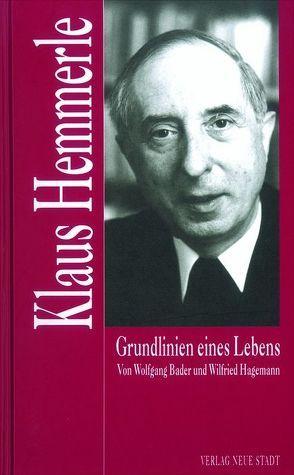 Klaus Hemmerle von Bader,  Wolfgang, Hagemann,  Wilfried