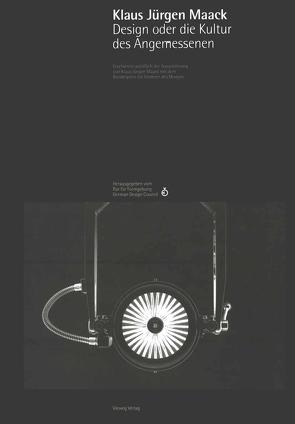 Klaus Jürgen Maack Design oder die Kultur des Angemessenen von Rat für Formgebung