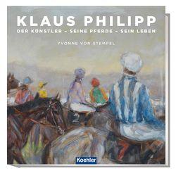 Klaus Philipp von von Stempel,  Yvonne