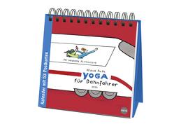 Klaus Puth: Yoga für Bahnfahrer Premium-Postkartenkalender Kalender 2020 von Heye, Puth,  Klaus