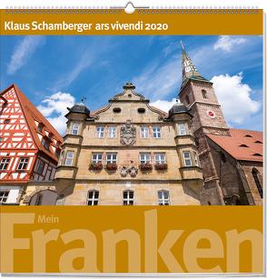 Mein Franken 2020 von Schamberger,  Klaus