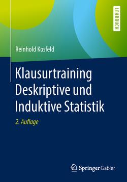 Klausurtraining Deskriptive und Induktive Statistik von Kosfeld,  Reinhold