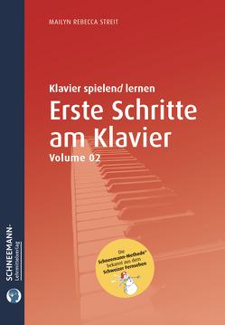 Erste Schritte am Klavier (Vol. 2), Die Schneemann-Methode von Streit,  Mailyn Rebecca