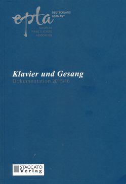 Klavier und Gesang von Grossmann,  Linde, Kabisch,  Thomas, Naumann,  Sigrid, Seedorf,  Thomas
