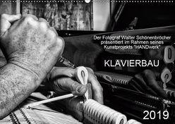 Klavierbau (Wandkalender 2019 DIN A2 quer) von Schönenbröcher,  Walter