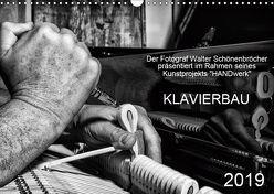 Klavierbau (Wandkalender 2019 DIN A3 quer) von Schönenbröcher,  Walter