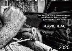 Klavierbau (Wandkalender 2020 DIN A2 quer) von Schönenbröcher,  Walter