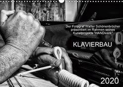 Klavierbau (Wandkalender 2020 DIN A3 quer) von Schönenbröcher,  Walter
