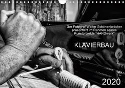 Klavierbau (Wandkalender 2020 DIN A4 quer) von Schönenbröcher,  Walter