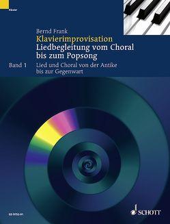 Klavierimprovisation von Frank,  Bernd