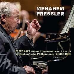 Klavierkonzerte von Chopin,  Frédéric, Debussy,  Claude, Ishii,  Kimbo, Mozart,  Wolfgang Amadeus, Pressler,  Menahem