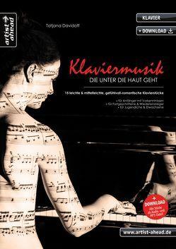 Klaviermusik, die unter die Haut geht von Davidoff,  Tatjana