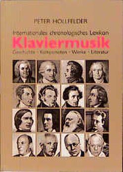 Klaviermusik von Hollfelder,  Peter