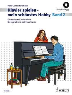 Klavierspielen – mein schönstes Hobby von Heumann,  Hans Günter