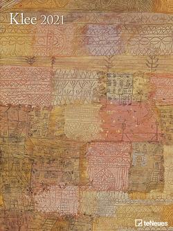 Klee 2021 – Kunst-Kalender – Poster-Kalender – 48×64 von Klee,  Paul