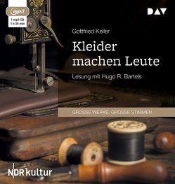 Kleider machen Leute von Bartels,  Hugo R., Keller,  Gottfried