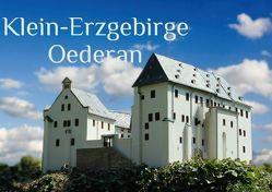 Klein-Erzgebirge in Oederan (Posterbuch DIN A3 quer) von Hultsch,  Heike