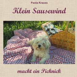 Klein Sausewind macht ein Picknick von Krauss,  Paola