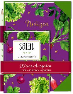 Kleine Auszeiten: Salat