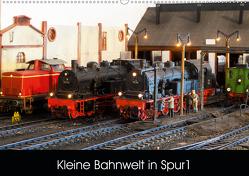 Kleine Bahnwelt in Spur 1 (Wandkalender 2021 DIN A2 quer) von Hegerfeld-Reckert,  Anneli