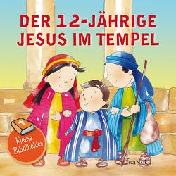 Kleine Bibelhelden – Der 12-jährige Jesus im Tempel von Groenewald,  Catherine, Meiß,  Anne-Ruth