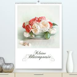 Kleine Blütenpoesie (Premium, hochwertiger DIN A2 Wandkalender 2021, Kunstdruck in Hochglanz) von LizzyPe
