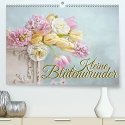Kleine Blütenwunder (Premium, hochwertiger DIN A2 Wandkalender 2021, Kunstdruck in Hochglanz) von Pe,  Lizzy