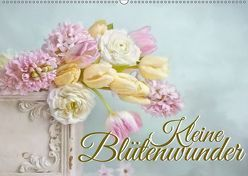Kleine Blütenwunder (Wandkalender 2019 DIN A2 quer) von Pe,  Lizzy