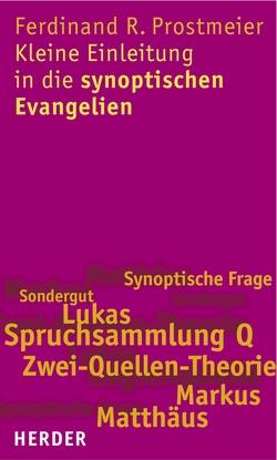 Kleine Einleitung in die synoptischen Evangelien von Prostmeier,  Ferdinand R