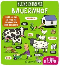 Kleine Entdecker – Bauernhof von Dynamo Ltd., Seelow,  Anja