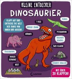 Kleine Entdecker – Dinosaurier von Dynamo Ltd., Seelow,  Anja