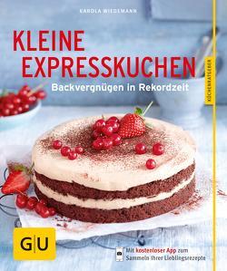 Kleine Expresskuchen von Wiedemann,  Karola