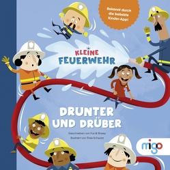 Kleine Feuerwehr von Fox & Sheep, Schwarz,  Thies