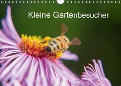 Kleine Gartenbesucher (Wandkalender 2018 DIN A4 quer) von Homburger,  Rainer
