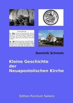 Kleine Geschichte der Neuapostolischen Kirche von Eberle,  Mathias, Schmolz,  Dominik